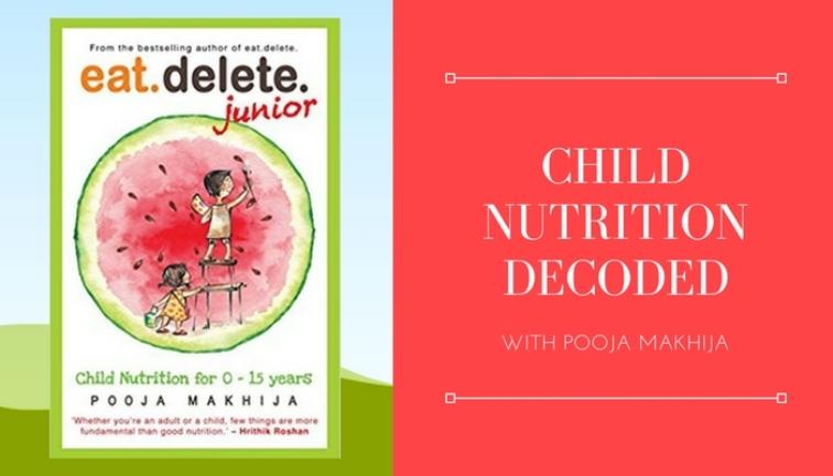 Eat Delete Junior - Book Review