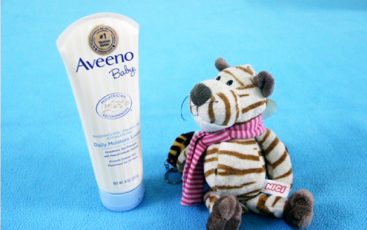 Aveeno Daily Moisture Baby Lotion - Product Review