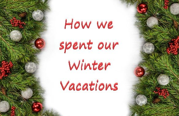 how to spend your winter vacation