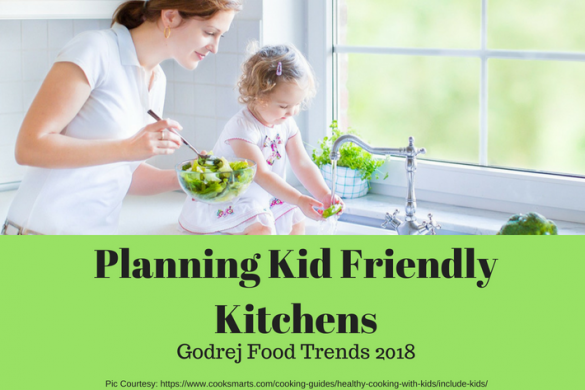 Kid Friendly Kitchen