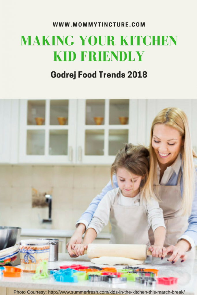 Kid Friendly Kitchens