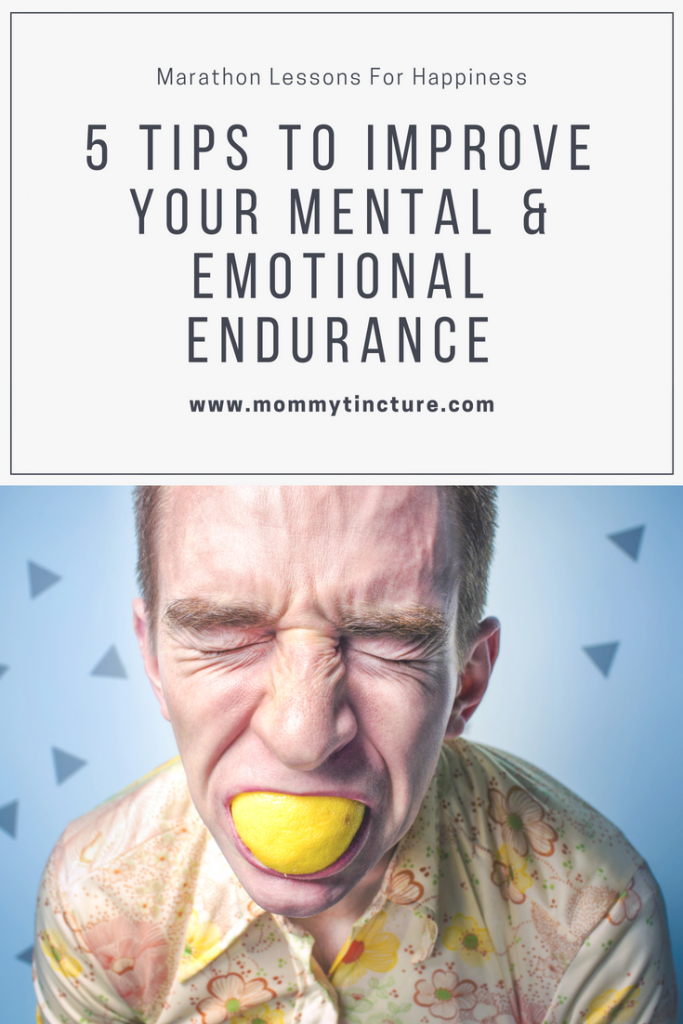Mental and Emotional Endurance