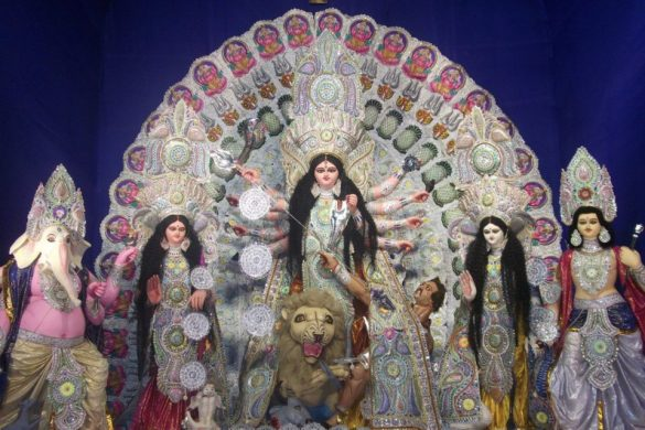 Durga Pujo Culture