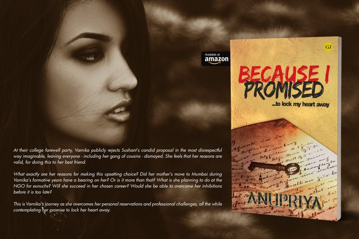 #BecauseIPromised Book Trailer