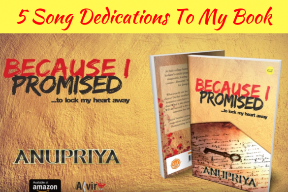 Bollywood Song Dedications #BecauseIPromised