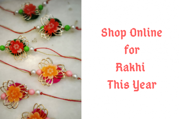 Send Rakhi From USA to India